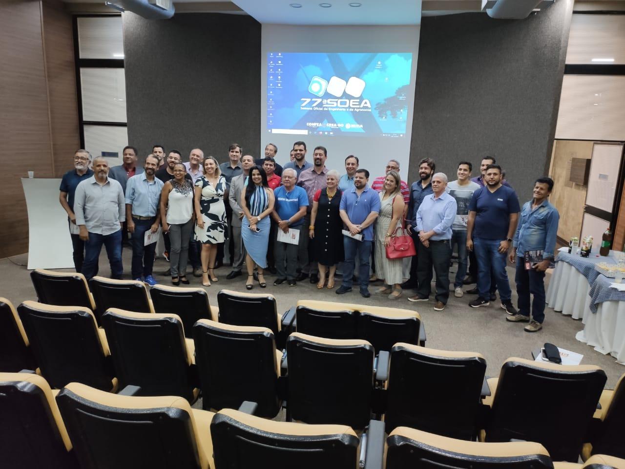 Assembleia de Fundação da ABAP/GO