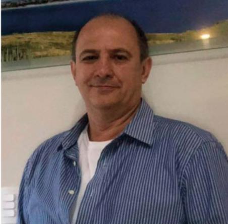 Engenheiro Milton Furtado Lima, vítima do Covid-19